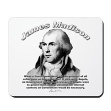 James Madison 10 Mousepad