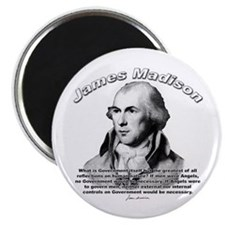 James Madison 10 Magnet
