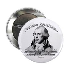 "James Madison 10 2.25"" Button (10 pack)"