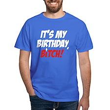 Its my Birthday Bitch T-Shirt