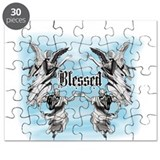 Funny Angel Puzzle