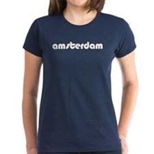 Amsterdam Holland Tee