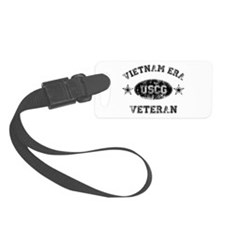 Vietnam Era Vet USCG Luggage Tag