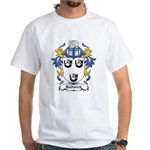Hadwick Coat of Arms White T-Shirt