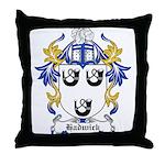 Hadwick Coat of Arms Throw Pillow