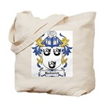 Hadwick Coat of Arms Tote Bag
