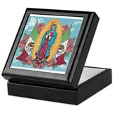 Our Lady of Guadalupe Keepsake Box