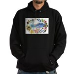 Mountain Wildflowers Hoodie (dark)