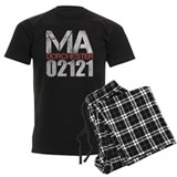 MA Dot 02121 pajamas