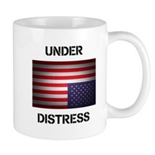 Under Distress Small Mug