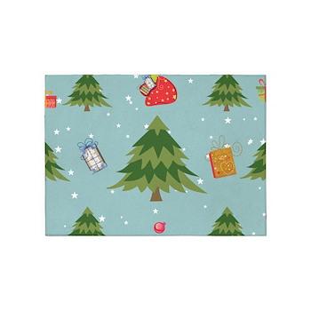 christmas rug