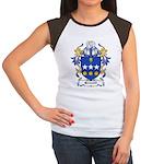 Grosett Coat of Arms Women's Cap Sleeve T-Shirt