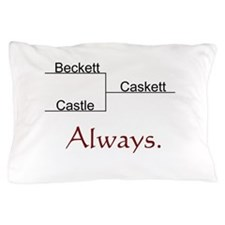 Beckett Castle Caskett Always Pillow Case