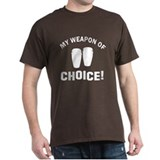 Conga Weapon Of Choice T-Shirt