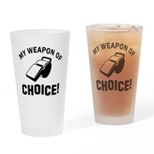 Referee designs Drinking Glass