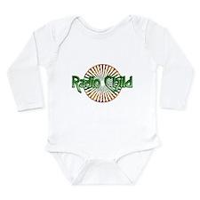 WP Radio Child Body Suit