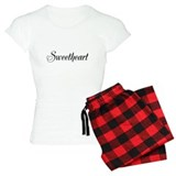 Sweetheart His and hers pajamas