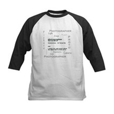 Photographer-Definitions-ghosted.png Tee