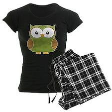 Funky owl pajamas