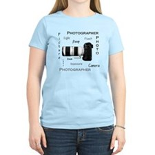 Photographer-Definitions-DSLR.png T-Shirt