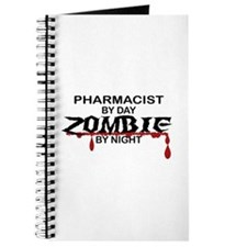 Pharmacist Zombie Journal
