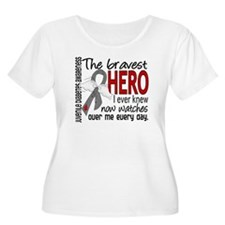 Bravest Hero I Knew J Diabetes T-Shirt