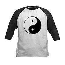 Yin and yang magatama swirls Tee