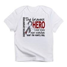 Bravest Hero I Knew Diabetes Infant T-Shirt