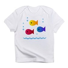 school of fish Infant T-Shirt