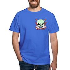 BMX skull 3 T-Shirt