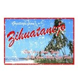 Cute Zihuatanejo Postcards (Package of 8)