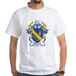 Garioch Coat of Arms White T-Shirt