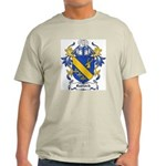 Garioch Coat of Arms Ash Grey T-Shirt