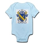 Garioch Coat of Arms Infant Creeper
