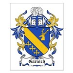 Garioch Coat of Arms Small Poster