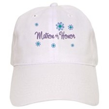 Matron of Honor Baseball Cap