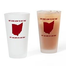 OHIO -- Drinking Glass