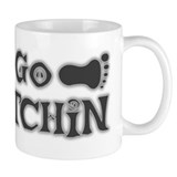 Let's go Squatchin Mug