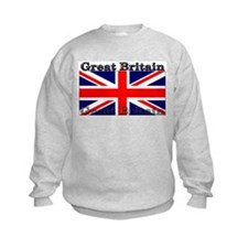 Great Britain British Flag Sweatshirt