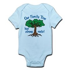Our Family Tree Onesie