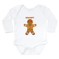 Sweet! Long Sleeve Infant Bodysuit