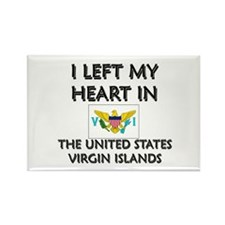 I Left My Heart In The United States Virgin Island