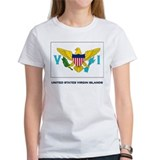The United States Virgin Islands Flag Gear Tee