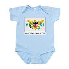 The United States Virgin Islands Flag Merchandise