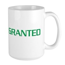 Granted/Denied Mug