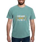 alphattransblk.png 3/4 Sleeve T-shirt