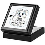 Little Tiger Keepsake Box