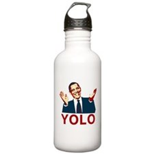 Obama YOLO Water Bottle
