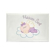 Heaven Sent (2) Rectangle Magnet