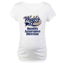 Quality Assurance Director (Worlds Best) Shirt